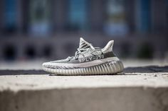 YEEZY Boost 350 V2: This All-Grey Colorway Might Be the Best Yet