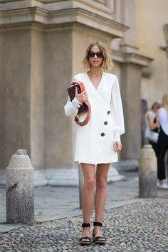 72 summer outfit ideas spotted at Milan Menswear Fashion Week.