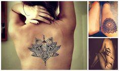 Najseksowniejsze tatuaże dla kobiet! Zainspiruj się!