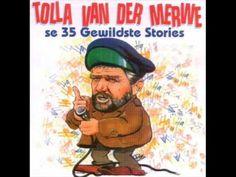 Tolla van der Merwe - Die boer met die jong meisie - YouTube Afrikaanse Quotes, Jokes, Baseball Cards, Humor, Watch, Funny, Youtube, Clock, Husky Jokes