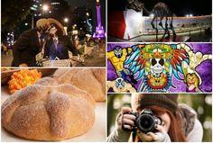 Descubre todas las actividades que la Ciudad de México tiene para ti este fin de semana de Halloween y Día de Muertos.