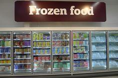 Frozen food by J Sainsbury, via Flickr