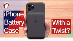 Hands-On With Apple's New Smart Battery Case for iPhone 11 Pro Max - MacRumors Iphone 11, Iphone Cases, Technology World, Apple New, Hands, Iphone Case, I Phone Cases