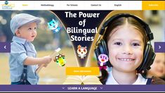 Culture NetWorld, The Power of Bilingual Stories. French Teaching Resources, Parent Resources, Teaching French, Teaching Kids, Listening Skills, Reading Skills, How To Focus Better, Language Development, Effective Communication