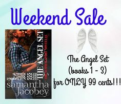 THE SALE ENDS TOMORROW - We put the first boxed set - The Angel Set - on for the book signing in Carolina, so be sure to grab your copy if you have not!! . A non-religious take on guardian angels - but are they really here to protect us? Or is something sinister at work in the magical plan that only Charlie can face. Find out in this thrilling magical adventure...  . The Angel Set (books 1 - 3) for only 99 cents - hyperurl.co/2yxlqr