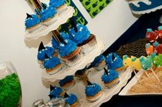 love the cupcakes