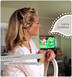 Me Naiset – Blogit | Kalastajan vaimo – Se (kukkakaali)keitto Fitbit, Fashion, Moda, Fashion Styles, Fashion Illustrations