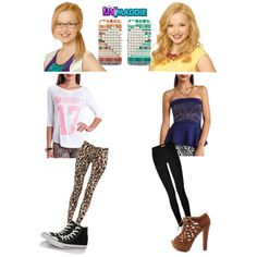 Gallery For > Maddie From Liv And Maddie Outfits