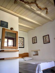 Simple ane elegant room by the sea, near Ios Port, Greece Early Check In, Greece, Ios, Villa, Elegant, Simple, Furniture, Design, Home Decor