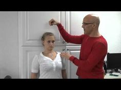 Most Important Forward Head Correction Exercise (Help Correct Forward Head Posture) - Dr Mandell - YouTube