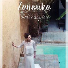 Zanouka - Robe de mariée Hélène Lajoinie chez L'Amour en Soie à Lyon Girls Dresses, Flower Girl Dresses, Lyon, Wedding Dresses, Flowers, Fashion, Silk, Love, Dresses Of Girls