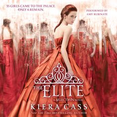 This series is very Hunger Games meets The Bachelor, with a prince inviting women from different castes to compete to be his princess. The story focuses on a girl named America, and she has to choose between her ex-boyfriend Aspen (whom she still loves) and Prince Maxon. Meanwhile, a war rages on and America, despite her romantic feelings, must decide if she's even ready to lead a country.