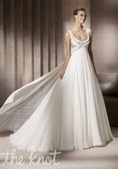 Wedding Dress - Pronovias, Enea