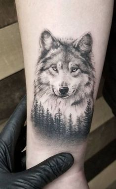50 of the most beautiful wolf tattoo designs the internet has ever seen, . - 50 of the most beautiful wolf tattoo designs the internet has ever seen - Wolf Sleeve, Wolf Tattoo Sleeve, Lion Tattoo, Sleeve Tattoos, Tattoo Wolf, Two Wolves Tattoo, Wolf Tattoo Forearm, Forearm Sleeve, Wolf Tattoo Design