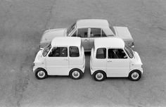 1967 Ford Comuta   battery-powered concept car