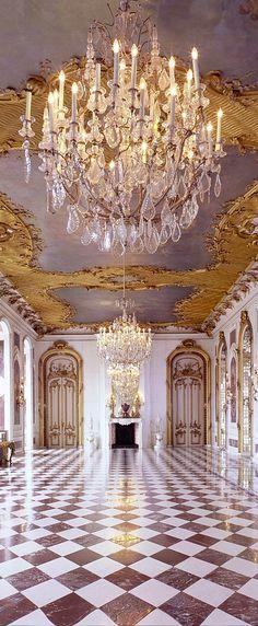 Neues Palais, Sanssouci, Potsdam - Germany UNESCO World Heritage Site