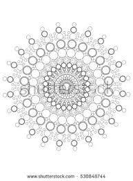 Image Result For Dot Mandala Template Como Pintar Mandalas