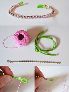 10 minutes DIY Bracelets