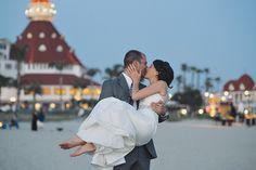 Cameron & Joey - Hotel Del Coronado Wedding, San Diego -142