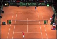 پیرس : سوئٹزر لینڈ ٹینس کا نیا سلطان بن گیا، ڈیوس کپ فائنل میں سوئٹزر لینڈ نے فرانس کو 1-3 سے شکست دے کر پہلی بار ٹینس ورلڈکپ جیت لیا۔