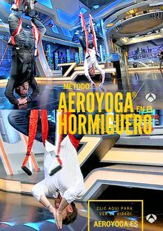 metodo AeroYoga® en Prensa y televisión, tendecias, Belleza, Ejercicio, Bienestar