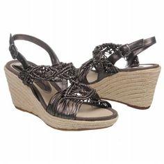 Bare Traps Tiffeny Sandals (Pewter) - Women's Sandals - 9.0 M