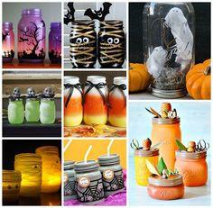 Wicked Ways to Use Mason Jars This Halloween