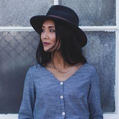 patron de couture blouse aster