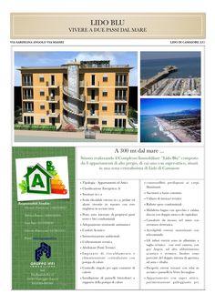 #lidoblu #lidodicamaiore #Appartamenti #classeA #realestate #versilia #Tuscany #casa #short #brochure part1