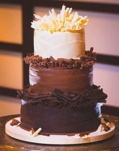 In our days there are different types of cakes for weddings, there are out of the ordinary and there are also classic, this article show different photos with wedding cakes [...]