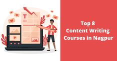 Do you want to make a career in content writing? Read more to know about the top 8 content writing courses in Nagpur & select one. Content Writing Courses, Career, Reading, Top, Carrera, Reading Books, Crop Tee