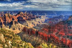 Our beautiful Grand Canyon. This may be the only way to see it for a while.