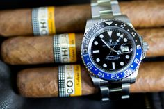 Rolex GMT Master II, BLNR Batman Photography by @ampimages