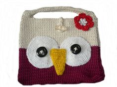 Bag for young lady - crochet