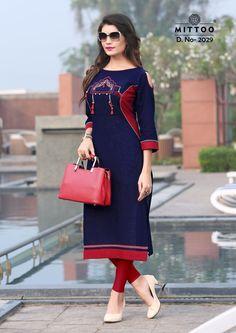 e8f4d89b818c56 Mittoo Priyal Vol 4 Kurti Wholesale Catalog 8 Pcs (4) Edwardian Dress