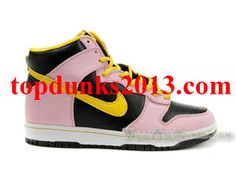 Miss Piggy Nike Dunk High Top Premium SB for Sale 8b9f660f2