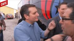 Just when you thought Ted Cruz couldn't get ANY creepier!