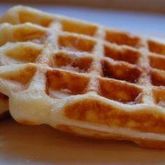 Finest Belgian Waffle Recipe