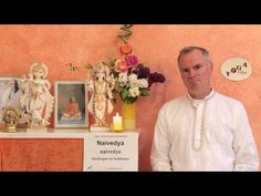 Naivedya - Gabe an Gott bei Puja - Hinduismus Wörterbuch