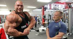 Lees hier alles over Morgan Aste. Kijk hier voor zijn trainingsschema, voedingsschema & supplementengebruik.