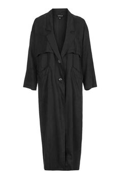 b13ad5d2c1a1 Washed  80s Duster Coat