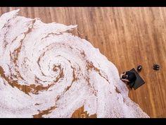 "Motoi Yamamoto's ""Return to the Sea: Saltworks"" -- Spoleto Festival USA at the College of Charleston - YouTube"