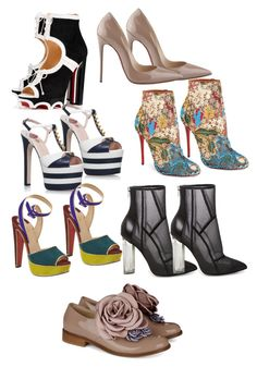 """Step into Fall"" by jpr-fowler on Polyvore featuring Christian Louboutin, Gucci, Steve Madden and Pokemaoke"