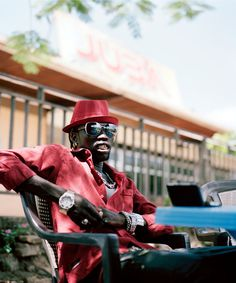 Zed Nelson - The New Nation Makers of South Sudan | LensCulture