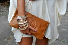 Tory Burch Clutch. Love my new clutch!