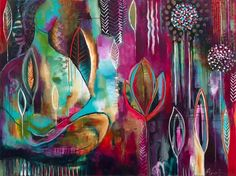 Flora Bowley painting.