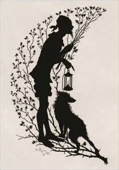 Paul Konewka (1840-1871) — A Midsummer Night's Dream by William Shakespeare, 1868  (960×1372)