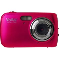 Buy Vivitar F126 14MP Compact Digital Camera - Pink at Argos.co.uk - Your Online Shop for Compact digital cameras.