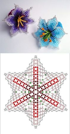 Lily of the valley Beads Craft Supplies Jewelry Beads DIY Kit Small Seed beaded tulip flower beads Beaded Flowers Patterns, Beading Patterns Free, Seed Bead Patterns, Beaded Jewelry Patterns, Seed Bead Art, Seed Bead Jewelry, Seed Beads, Flower Jewelry, Flower Earrings