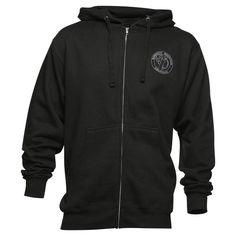 Adult Snowboard Woolly Zip Sweatshirt